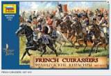 Cavalerie de cuirassiers français 1807-1815