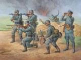 Zvezda 8078 Infanterie Allemande