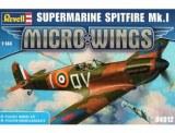 Revell - 04912 - Maquette - Supermarine Spitfire MK1