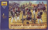 ZVEZDA 8022 Artillerie Russe 1812