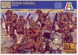 ITALERI 6056 British Infantry WW II