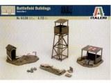 Batiment de bataille italeri 6130
