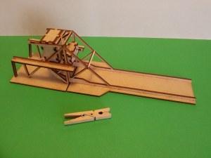Le pont pégasus 1/200