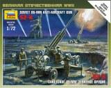 ZVEZDA 6148 Canon AA 85mm Sovietique WWII