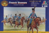ITALERI 6008 French Hussars