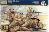 ITALERI 6077 8èm Armée Britanique