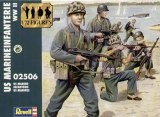 Revell 02506 WWII US Marines