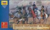 ZVEZDA 8080 Etat Major français Guerres Napoléonienne