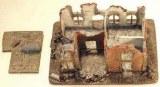 villa en ruine 28mm - Conflix 6509