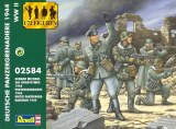 Revell 02584 German Panzergrenadiers 1944