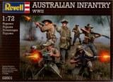 Revell 02501 Infanterie Australienne WW II