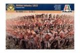 ITALERI 6095 Infanterie Britannique 1815