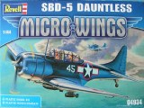 SBD-5 DAUNTLESS Revell 1/144