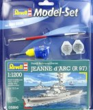 Model Set Jeanne D'Arc 1:1200