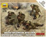 ZVEZDA 6167 Mitrailleurs Britanniques 39-43