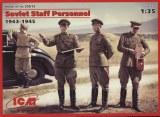 Soviet staff personnel