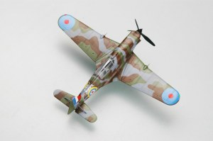 MORANE SAULNIER MS 406 n°826 N°2 French Fighter Flight Haiffa Septembre 1940 1/72