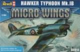 Revell 04914 Hawker Typhoon Mk.IB 1/144