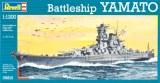 Yamato 1/1200 - Maquette de bateau Revell 5813