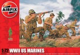 a01716 WWII us marines Airfix