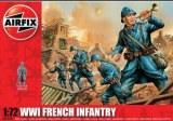01728 WWI French infantery Airfix
