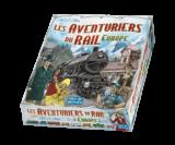 Europe-Les Aventuriers du Rail