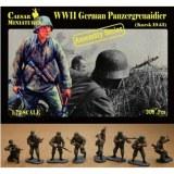 7715 WWII German Panzergrenaidier Caesar