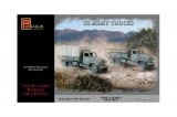 1/72 WW2 US Army Trucks Pegasus 7651 2-pac Wargaming Kit