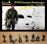 7712 WWII German Paratrooper Caesar