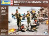 02530 British commandos Revell