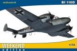 Bf 110D eduard 7420