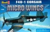 F4U 1 Corsair 1/144 - Maquette d'avion Revell 04930