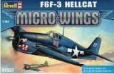 Revell - 04931 - F6F 3 Hellcat - Model Kit 1:144