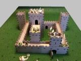 Château médiéval grand seigneur