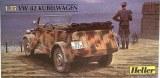 Heller 81106 Kubel Wagen 1/35