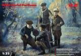 WWII Soviet Partisans