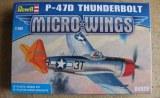 P-47D THUNDERBOLT 1/144