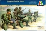 ital6078 American special forces vietnam Italeri