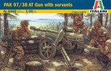 Pak 97/38 AT Gun with servants