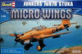 Revell - 04918 - Maquette - Junkers JU 87B Stuka 1/144
