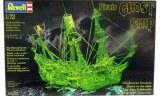 Bateau Pirate Ghostship vaisseau fantôme 1/72 maquette Revell 05433