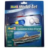 clemenceau porte av.set1/1750 1/43 - Maquette d'avion Revell 65898