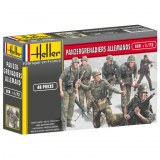 49606 Panzergrenadiers allemands Heller