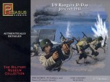 TROUPES US D DAY WWII 1/72