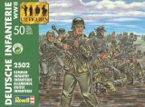 02502 German infantry allemande Revell