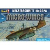 MESSERSCHMITT Bf109E revell 1/144