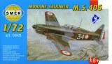 MORANE SAULNIER M.S406 SMER849