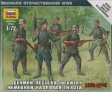 Infanterie Allemande 1939-43 1/72 ZVEZDA 6178