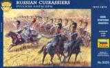 ZVEZDA 8026 Cuirassiers Russes 1812